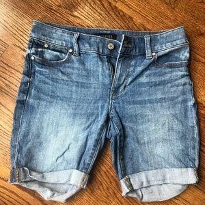 Talbots Boyfriend 2P Bermuda Shorts